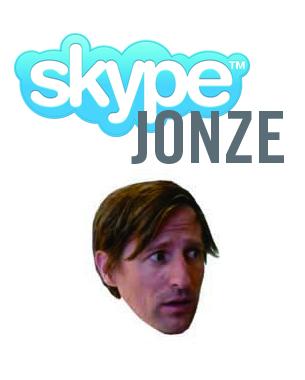 """""""INVITATION from SPIKE JONZE""""よりお年玉!! スカイプ・ジョーンズ!!「SPIKEとSKYPEで話そう!」 1月2日(月)より、ユーロスペースにて""""INVITATION from SPIKE JONZE""""をご鑑賞の方から抽選で100名様を「SPIKEとSKYPEで話そう!」へご招待いたします。"""